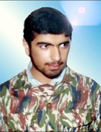 نوجوان شهید عسگری احمدی
