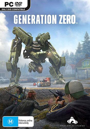 سازندگان Just Cause از عنوان جدید خود به نام Generation Zero رونمایی کردند