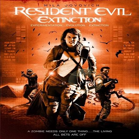 دانلود فیلم رزیدنت ایول: انقراض - Resident Evil: Extinction 2007