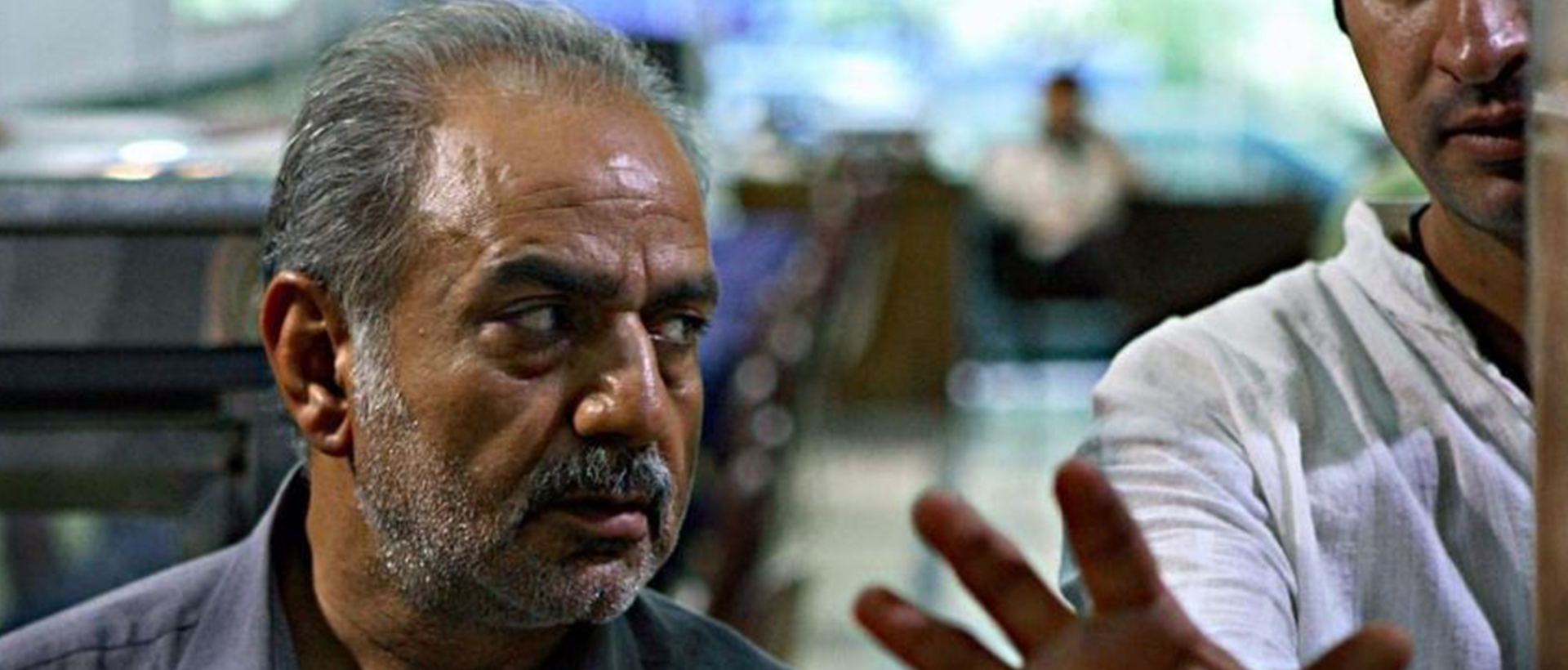 گفتگوی اکبر نبوی با پرویز پرستویی