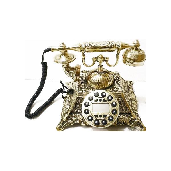 گوشی تلفن آیدی کالر دار بزرگ مدل هرمی