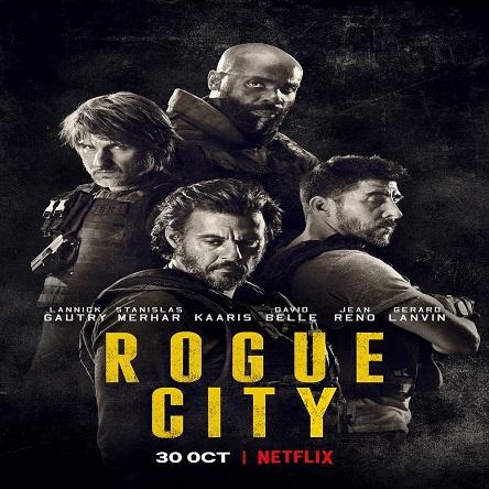 فیلم شهر یاغی - Rogue City 2020