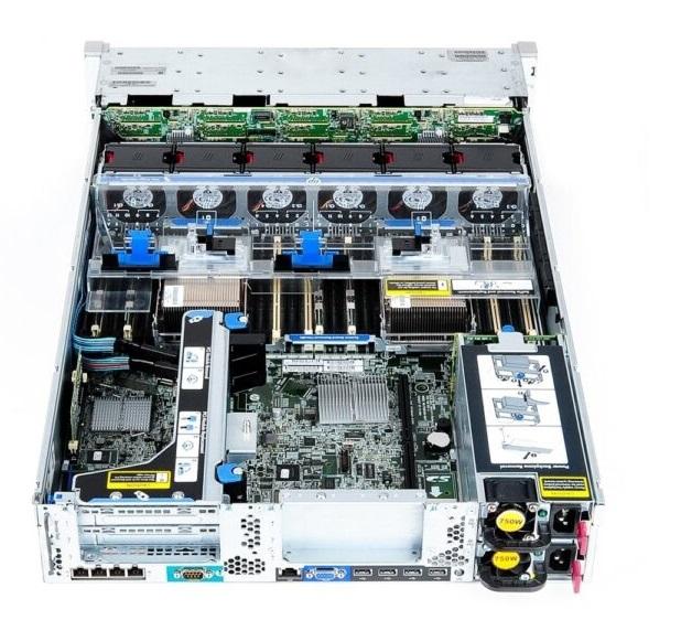 سرور استوک رده بالا اچ پی مناسب ارز چیا SERVER HP DL380p G8