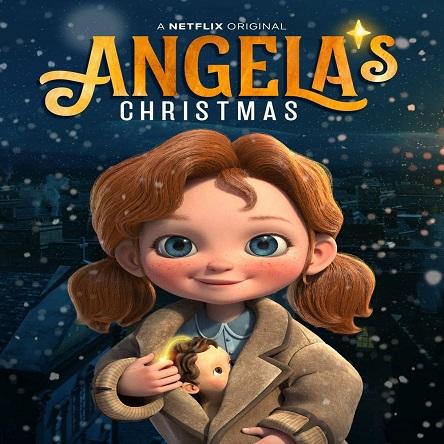 انیمیشن آرزوی سال نو آنجلا