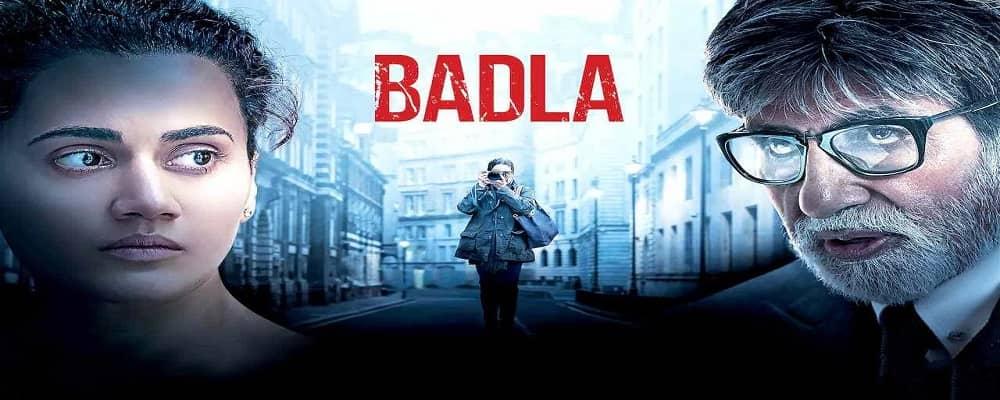 فیلم انتقام - Badla 2019