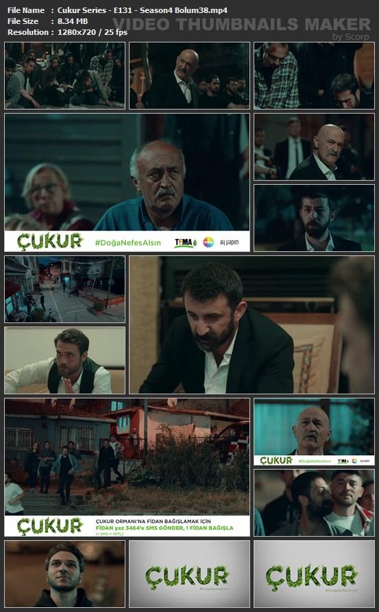 دانلود سریال ترکی گودال قسمت 131 اپیزود 38 فصل 4