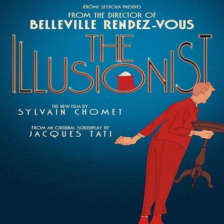 انیمیشن شعبده باز - The Illusionist 2010