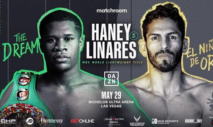 دانلود مبارزه ی بوکس :  Devin Haney vs Jorge Linares
