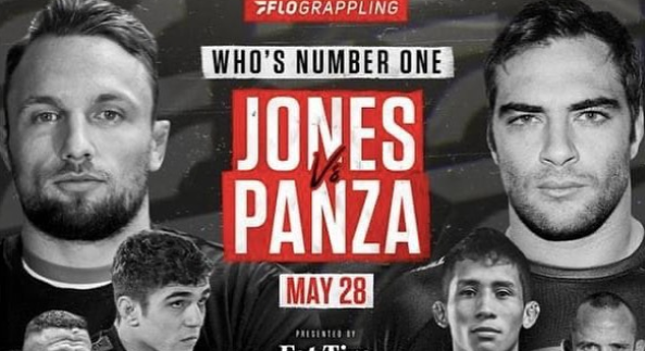 مسابقات گراپلینگ: WNO Craig Jones vs Luiz Panza