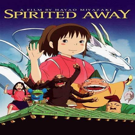 انیمه شهر اشباح - Spirited Away 2001