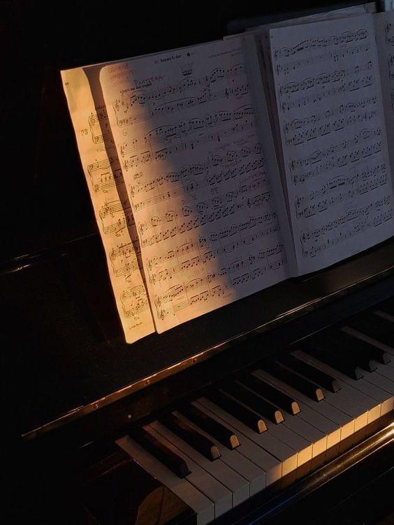 Dark academia music