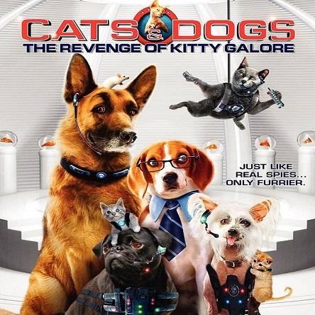 فیلم گربه ها و سگ ها 2