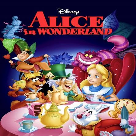 انیمیشن آلیس در سرزمین عجایب - Alice in Wonderland 1951