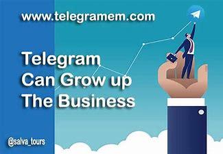 رشد کسب و کار با کمک تلگرام