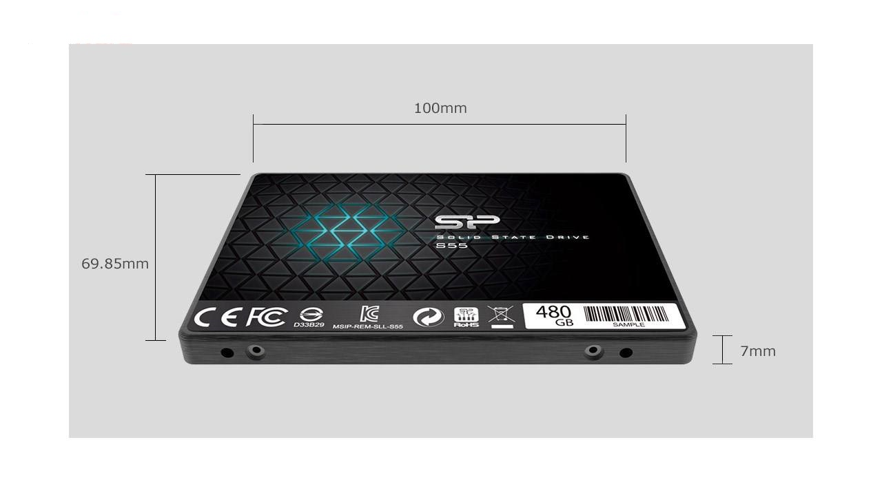 Silicon Power S55 SSD Drive 240GB