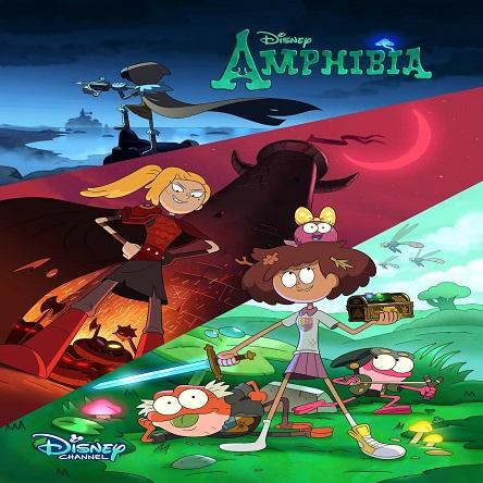 سریال آمفیبیا - Amphibia