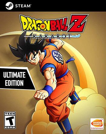 دانلود کرک نهایی CODEX بازی Dragon Ball Z Kakarot