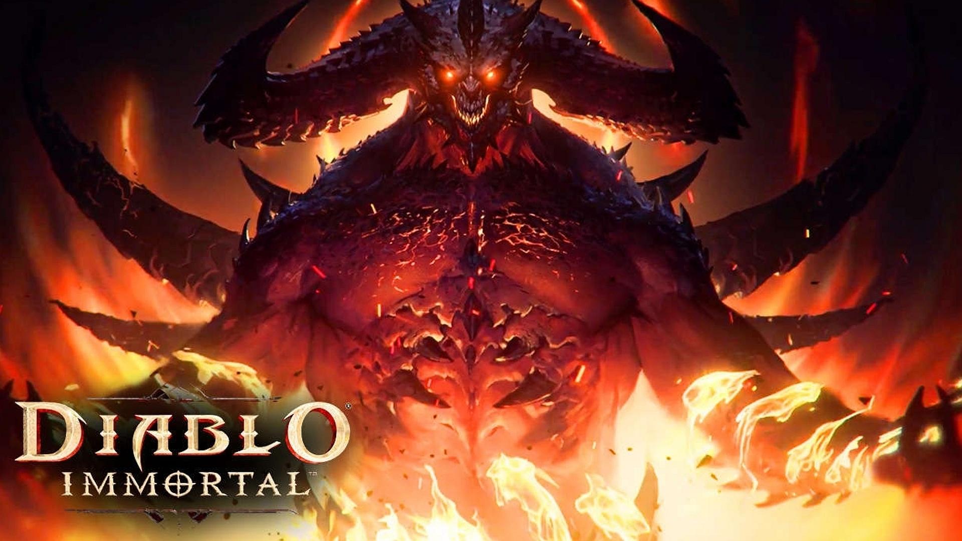 معرفی Diablo Immortal باعث خشم هواداران شده است