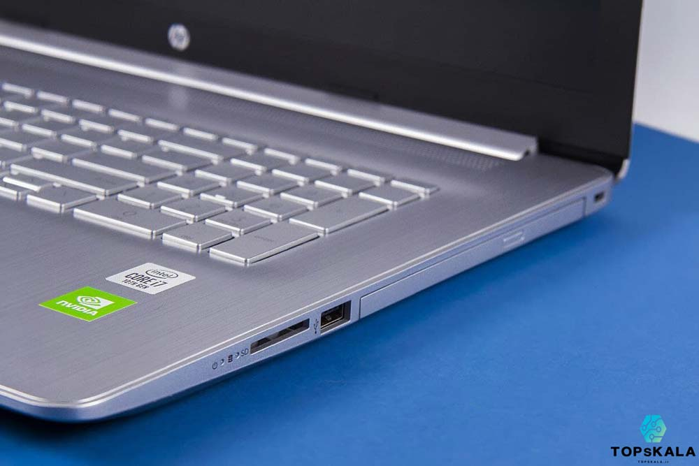 لپ تاپ آکبند اچ پی مدل HP laptop 17-by3001tx