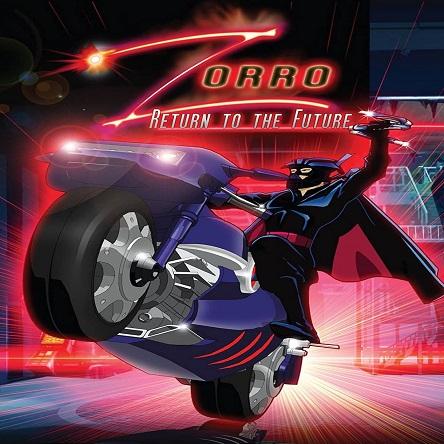 انیمیشن زورو بازگشت به آینده - Zorro: Return to the Future 2007