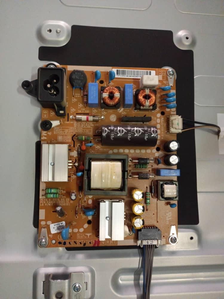فروش اینترنتی برد تغذیه تلویزیون ال ای دی ال جی مدل 42LF5400