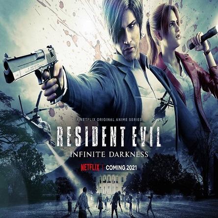 انیمیشن سریالی رزیدنت ایول: تاریکی بی انتها - Resident Evil: Infinite Darkness