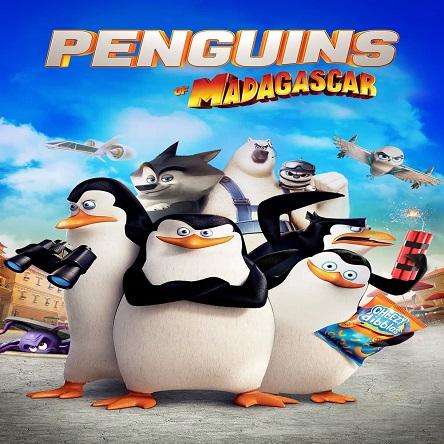 انیمیشن پنگوئن های ماداگاسکار - Penguins of Madagascar 2014