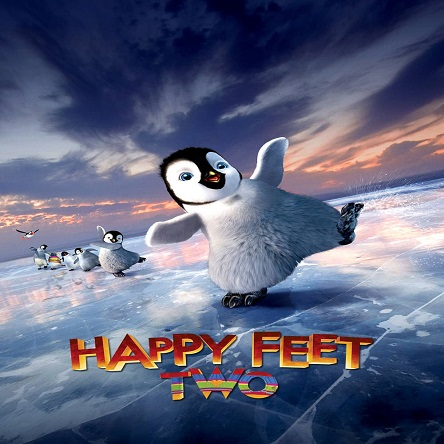 انیمیشن خوش قدم ۲ - Happy Feet Two 2011