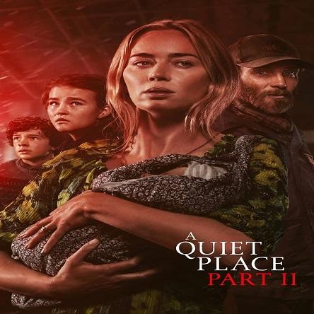 فیلم یک مکان آرام قسمت دوم - A Quiet Place Part II 2020