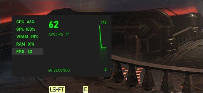 xbox game bar fps in doom eternal pc game - نحوه مشاهده نرخ فریم در هر بازی ویندوز 10 (بدون نرم افزار جانبی)