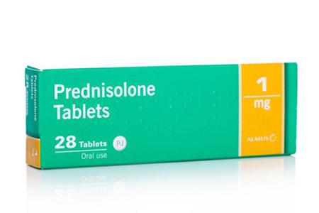 قرص پردنیزولون Prednisolone tablets
