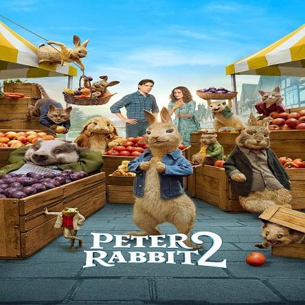 فیلم پیتر خرگوشه 2 : فراری - Peter Rabbit 2: The Runaway 2021