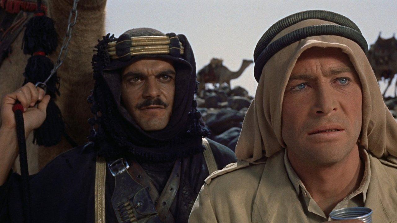 دانلود موسیقی متن فیلم سینمایی Lawrence of Arabia