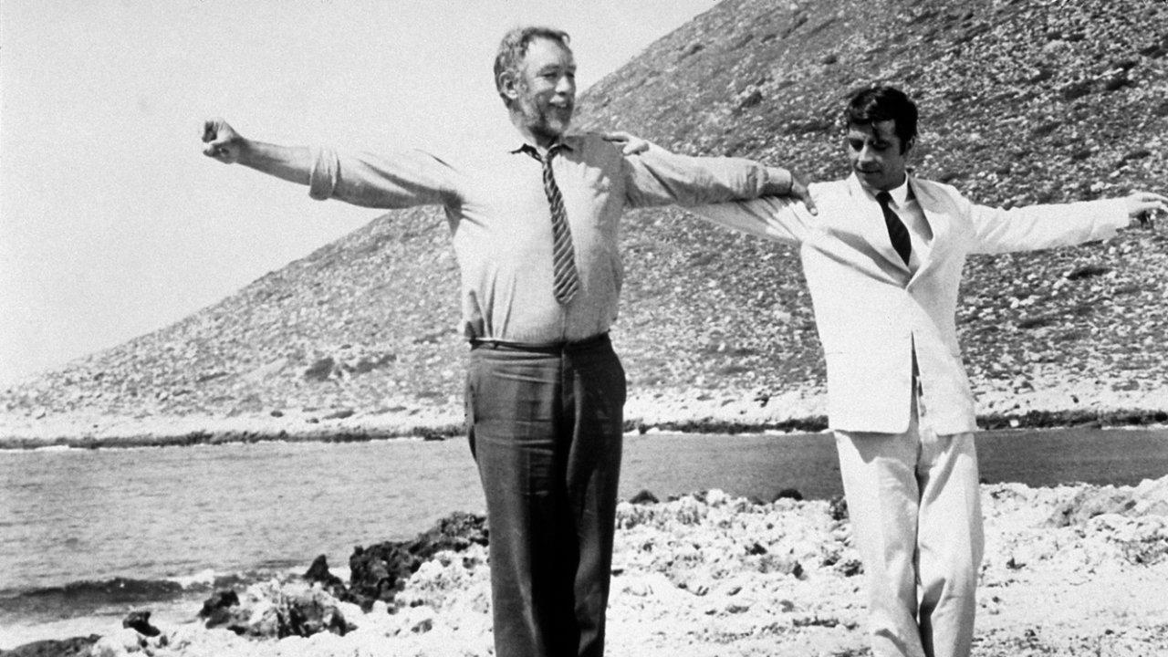 دانلود موسیقی متن فیلم سینمایی Zorba the Greek