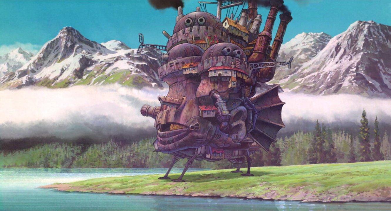 دانلود موسیقی متن فیلم سینمایی Howl's Moving Castle