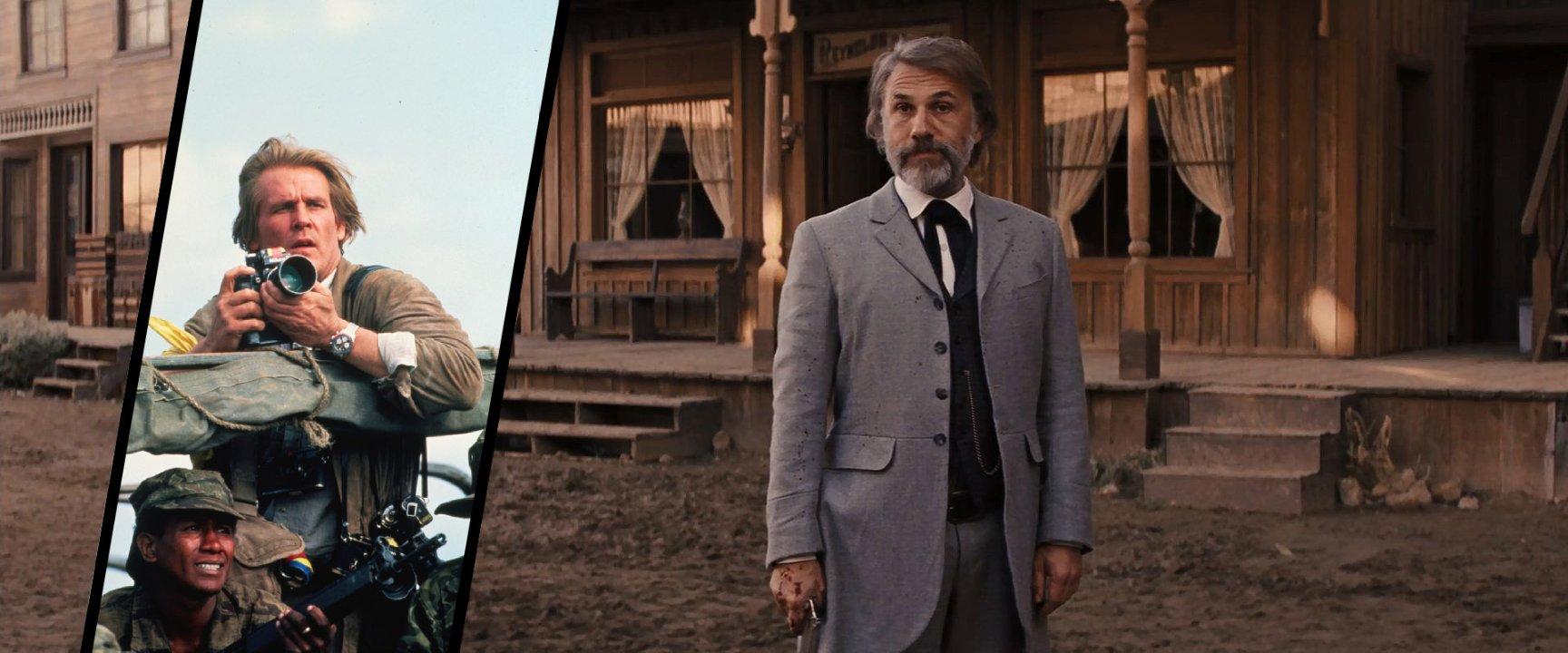 دانلود موسیقی متن فیلم سینمایی Under Fire, Django Unchained