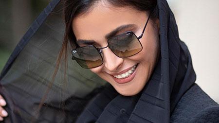 تشخیص عینک آفتابی اصل از تقلبی detection origina sunglasses