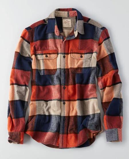 جدیدترین مدل پیراهن چهارخانه مردانه men plaid shirt