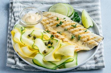 خواص فوق العاده ماهی قزل آلا trout health benefits