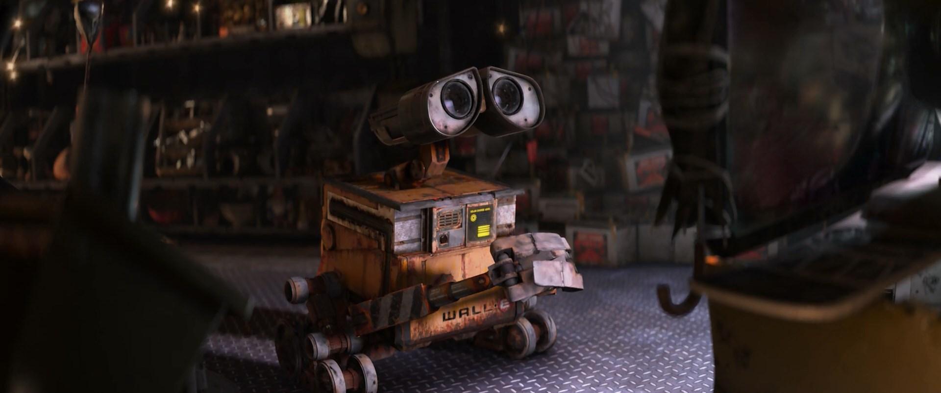 دانلود موسیقی متن فیلم سینمایی Wall-E