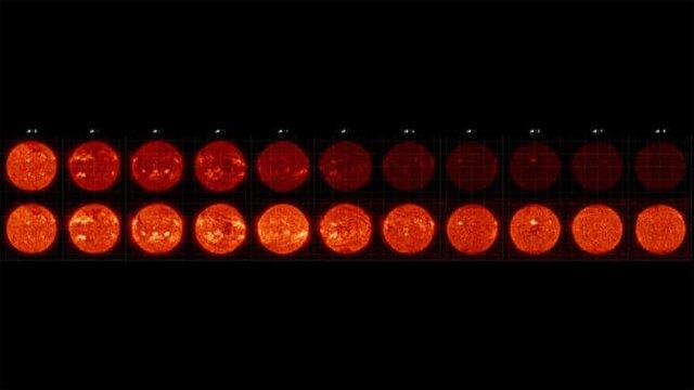 هوش مصنوعی برای کالیبراسیون تصاویر ناسا از خورشید