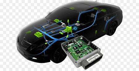 همه چیز درباره کامپیوتر خودرو ECU CAR