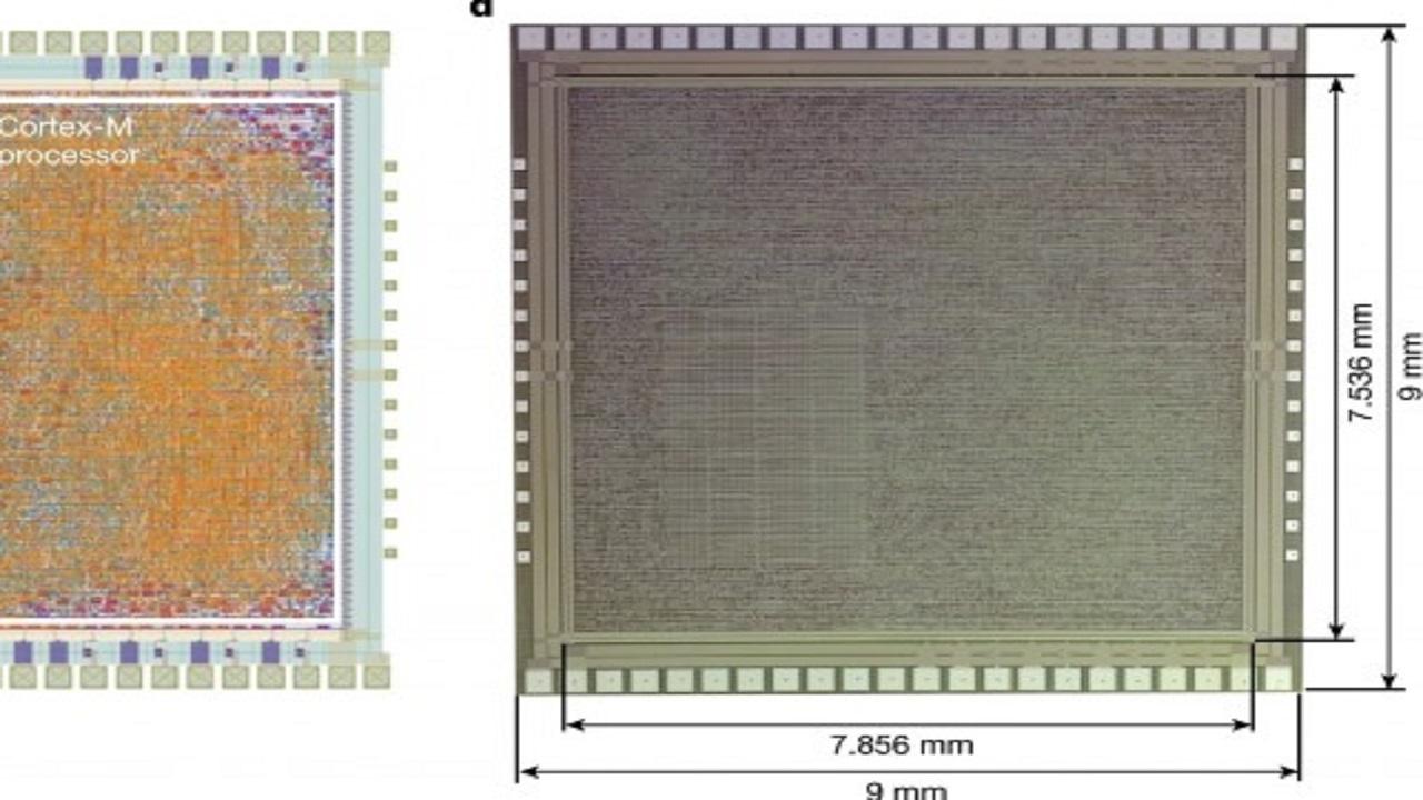 ساخت تراشه 32 بیتی ARM کاربردی PlaticARM