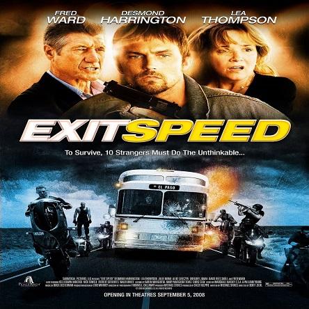 فیلم گریز مرگبار - Exit Speed 2008