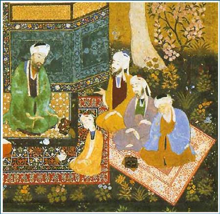 بیوگرافی کمالالدین بهزاد kamaluddin behzad