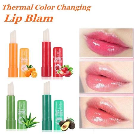 رژ لب حرارتی چیست؟ thermal lipstick