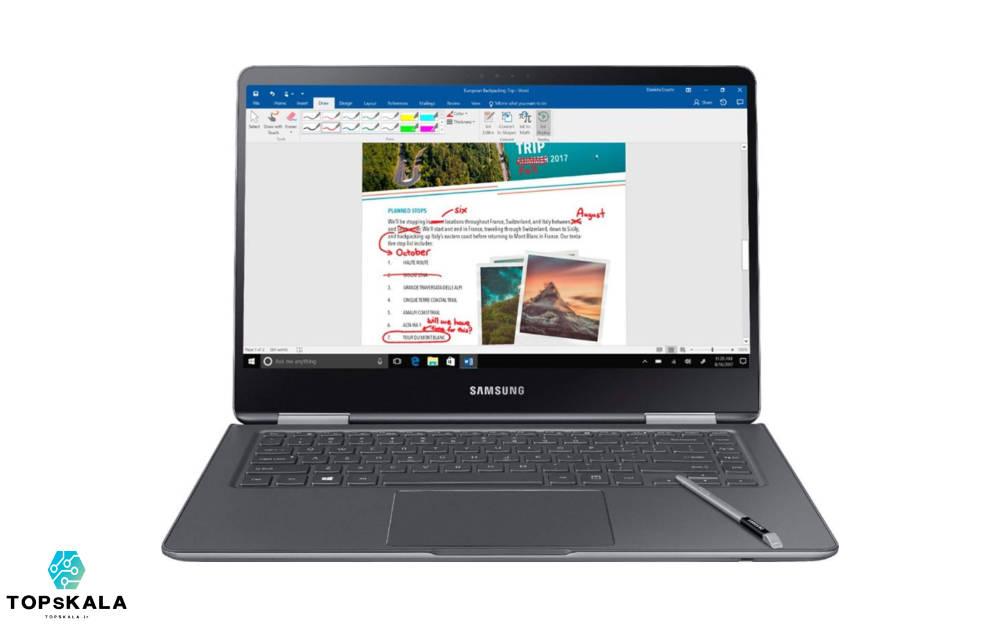لپ تاپ استوک سامسونگ مدل Samsung NoteBook 9 Pro NP940X5N