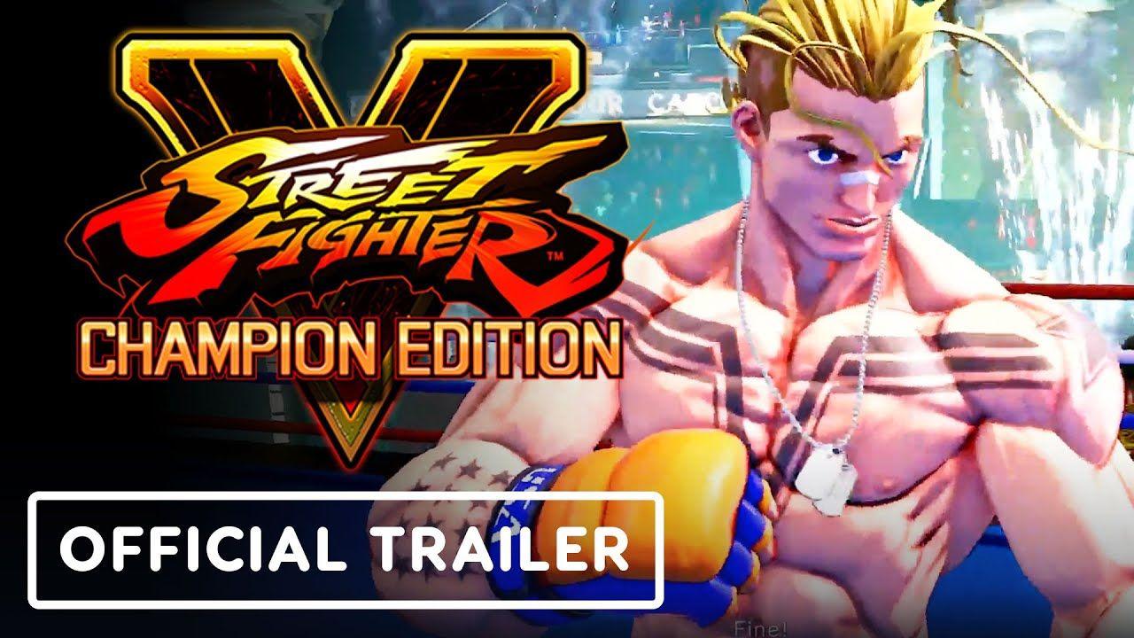 کاراکتر جدید بازی Street Fighter 5