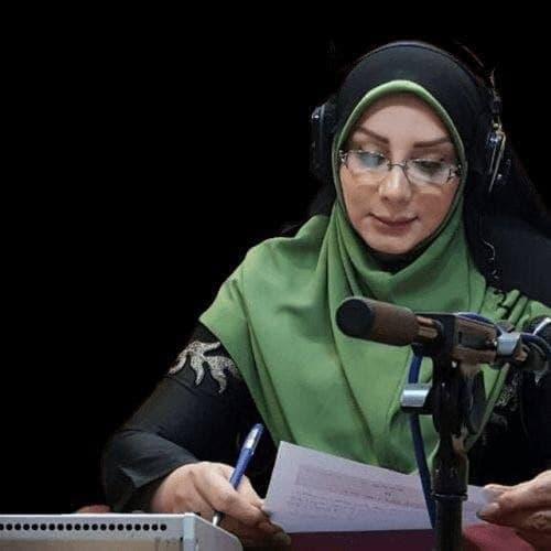 فرزانه معصومیان گوینده و مجری رادیو به علت کرونا درگذشت