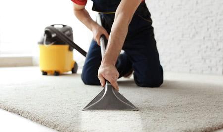 روشهای جمع کردن مو از روی فرش Hair Carpet